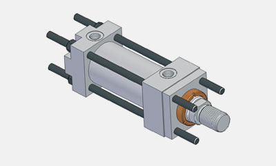 tie rod hydraulic cylinders